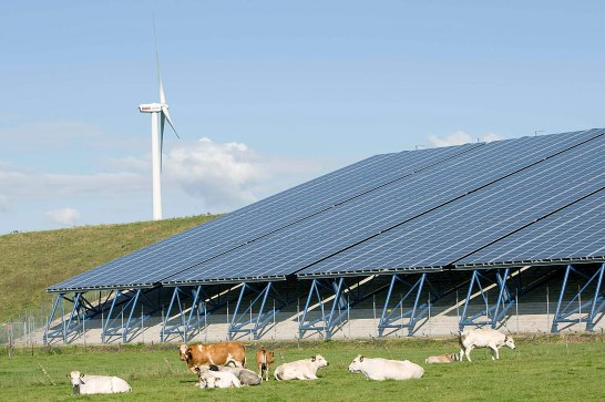 financiering energie