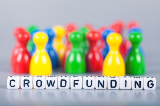 crowdfunding financiering