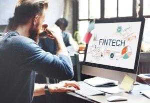 financiering fintech